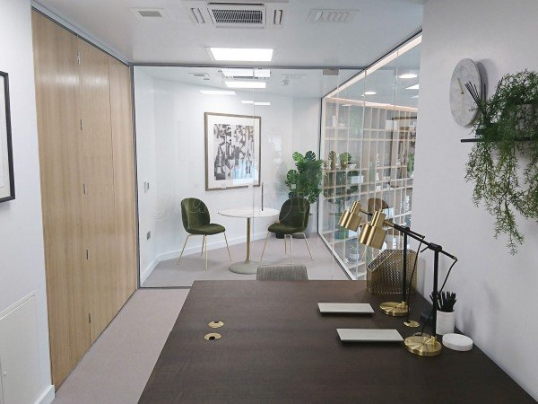 JD Interior Solutions Ltd (Southwark, London): Designer Frameless Glass Office Partitioning In London