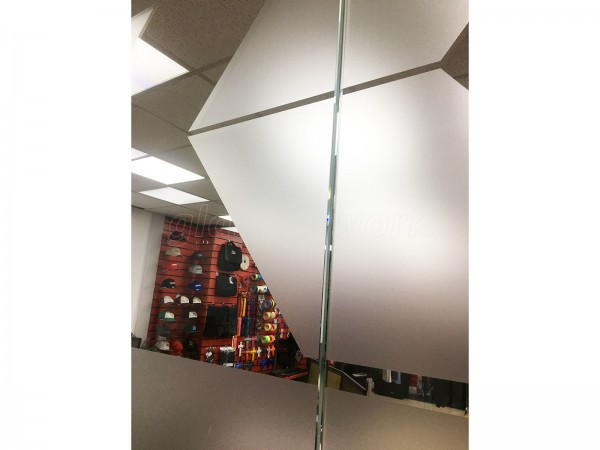 Panavision (Ealing, London): Glass Partition in London