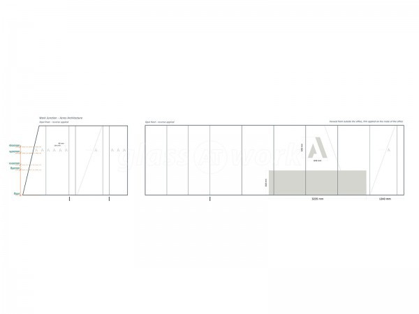 Acres Architects (Nottingham, Nottinghamshire): New Office Fit-out With Glass Partitions