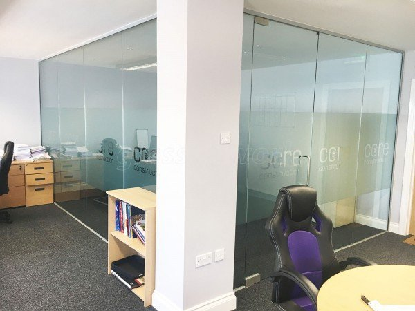 Core Construction (Whitham, Essex): Office Partitions