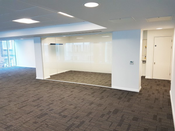 Taylor Rose TTKW Limited (Manchester): Single Glazed Glass Partitions With Double Doors