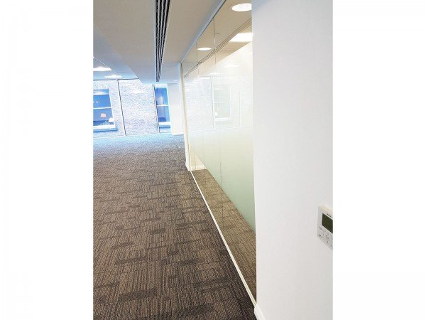 Taylor Rose TTKW Limited (Deansgate, Manchester): Single Glazed Glass Partitions With Double Doors