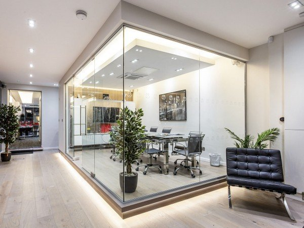 Glass At Work - Glass Office Partitioning, Interior Glass