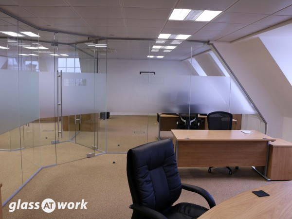 Orbit Insurance (Solihull): Multiple Glazed Offices