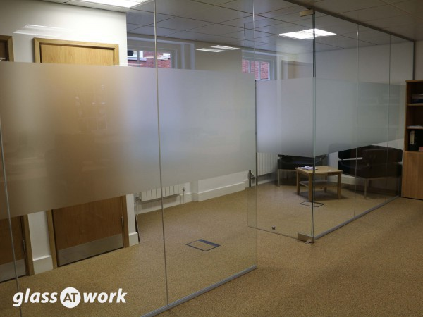 Orbit Insurance (Solihull, West Midlands): Multiple Glazed Offices