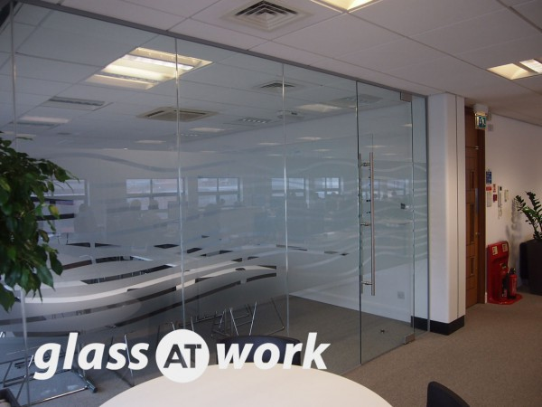 OTB Engineering (Southwark, London): Glass Office Walls