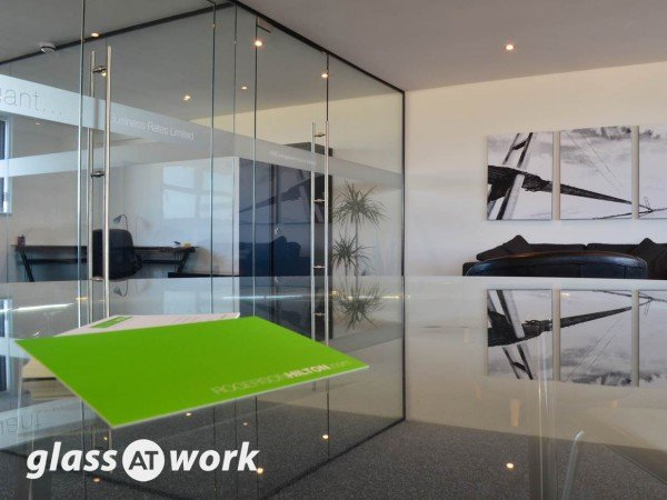 RogersonHilton (Hull): Glass Partitions
