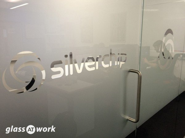 Silverchip (Newton Heath, Manchester): Glass Office Wall and Door