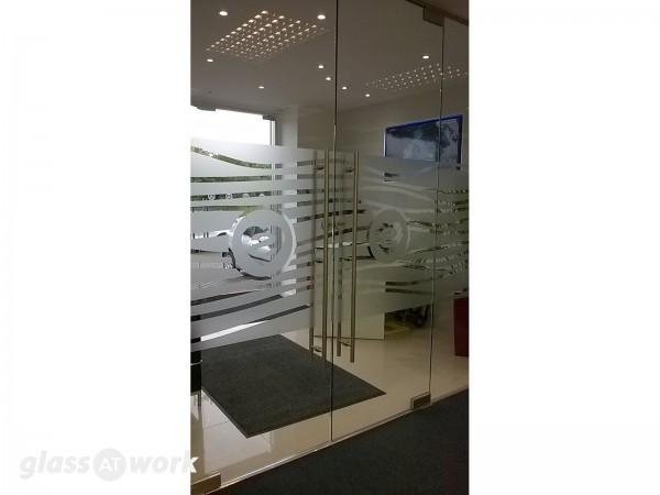 Solutions4health (Reading, Berkshire): Interior Glass Partitions