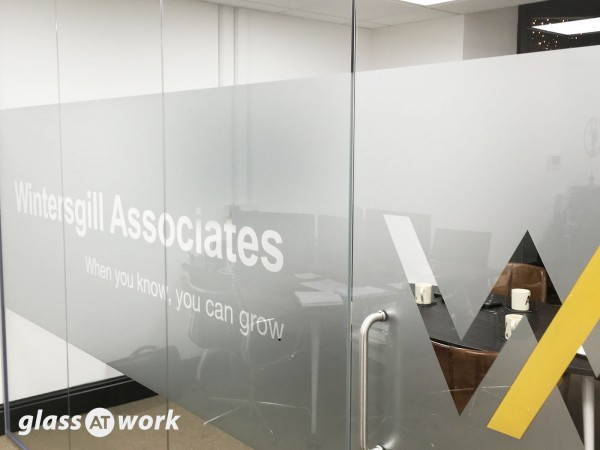 Sturman & Wood (Ilkley, West Yorkshire): Glass Partitioning