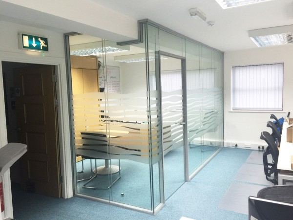 Sutton Coldfield Training (West Midlands): Acoustic Partitioning