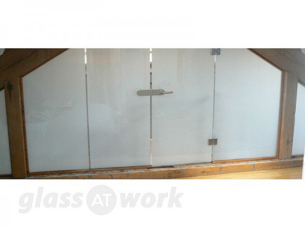 Switchable Film For Glass Partition Walls