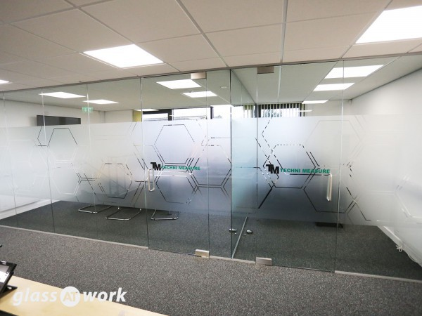 Techni Measure (Doncaster): Glass Office Partitions