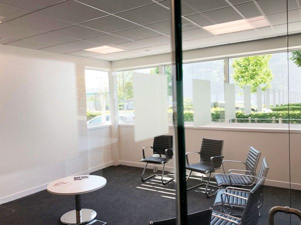 Amalga Limited (West Drayton, Greater London): Toughened Glass Corner Room