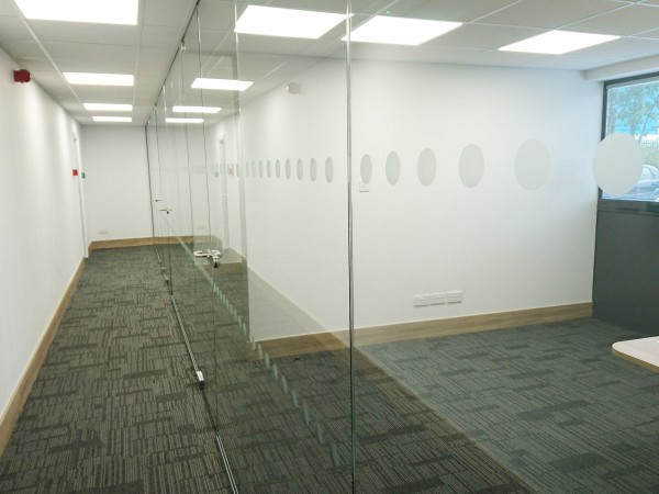 Cake Design Washington Tyne Wear : Glass Partitioning at Roundel Kitchens (Washington, Tyne ...