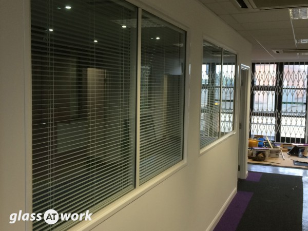 Vish Construction (Cowley, Oxford): Double Glazed Office Windows