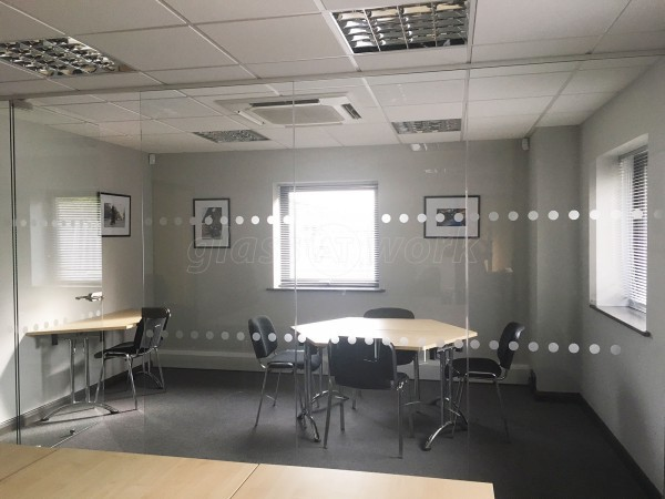 Assured Group (Warwick, West Midlands): Glass Office Partition